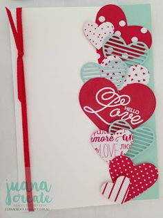 Stampin' Up! Occasion, 2017, Juana Ambida Independent Stampin' Up!® Demonstrator Australia: Sending Love Suite - Sealed with Love