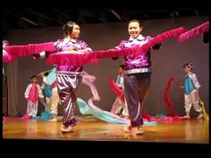 Chinese dance idea