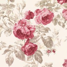 Laura Ashley  Duvar Kağıdı - Roses Cassıs Wp : 73,90 TL | evmanya.com