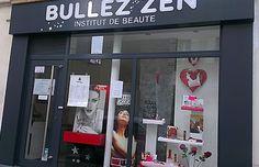 BULLEZ ZEN / Un havre de beauté, adapté aux besoins de toutes les femmes : découvrez l'institut de beauté Bullez Zen à Paris.