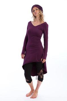 SALE!!! - PIXIE DRESS, fairy dress, elf dress, long sleeves dress, gothic dress, LCDRSTsm