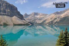 Bow Lake, Banff National Park, Canada  http://www.adventurelogue.co.uk