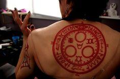 Silent Hill tattoo