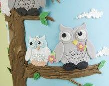 'Owl Wedding Cake' (Best Man and Bridesmaid) Owl Wedding, Wedding Cakes, Cake Decorating, Bridesmaid, Gallery, Inspiration, Design, Scrappy Quilts, Dama De Honor