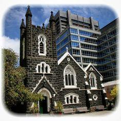 #OldPhotos #Melbourne #Australia #StAugustinesChurchMelbourne #Church #Y2011