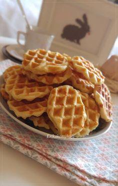 Cake Cookies, Rum, Waffles, Vegan, Breakfast, Food, Morning Coffee, Essen, Waffle