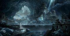 Rise of the Tomb Raider - Yohann Schepacz - Ice Tomb