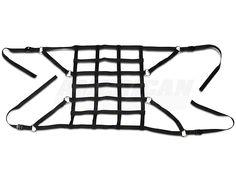 Barricade Wrangler Dog/Cargo Barrier Net Front J101197 (07-16 Wrangler JK 4-Door) - Free Shipping