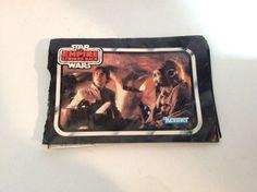 ESB Empire Strikes Back 41 Figure Toy Booklet Catalog Vintage Star Wars | eBay