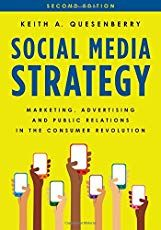 Buy Social Media Strategy by Keith A. Quesenberry at Mighty Ape NZ. Social Media Strategy: Marketing, Advertising and Public Relations in the Consumer Revolution, Second Edition is a blueprint for the practice of marke. Online Advertising, Marketing And Advertising, Social Media Marketing, Digital Marketing, Marketing Plan, Marketing News, Event Marketing, Marketing Strategies, Business Marketing