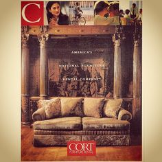 America's National Furniture Rental Company. Happy   #throwbackthursday! #tbt #classic #VictorianEra #furniture | Follow CORT on Instagram! (@ CORT Furniture)