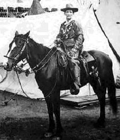 Calamity Jane - Rowdy Woman of the West