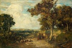 Mouncey, William, (1852-1901), Kirkcudbrightshire Landscape, Oil