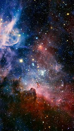 Galaxy phone background