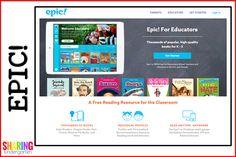 EPIC! is a free digi