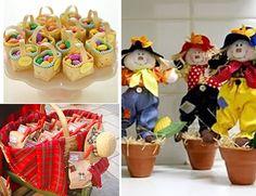 A decoração da festa junina é um passo fundamental para deixar a sua festa bem colorida com jeito da roça, bem caipira e animada.