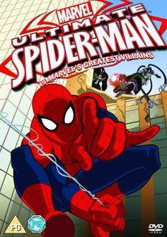 Phim Ultimate Spiderman Phần 1