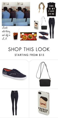 """""""Lunch with Harry and Jeff in L.A"""" by tayler-dukes ❤ liked on Polyvore featuring Keds, Mulberry, Jane Norman, KLING, OneDirection, harrystyles, LiamPayne, NiallHoran and louistomlinson"""