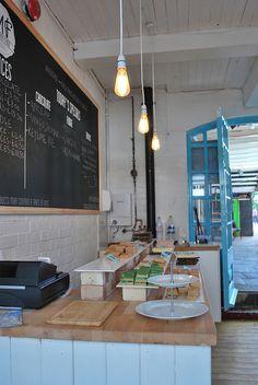 Mighty Fine Chocolate & Fudge Kitchen | Camden Lock Market, London | Flickr - Photo Sharing!