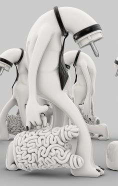 EXHIBTIONS_2012 by Mark Gmehling, via Behance