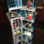 LEGO Avengers Tower 2.0 by cmay91472