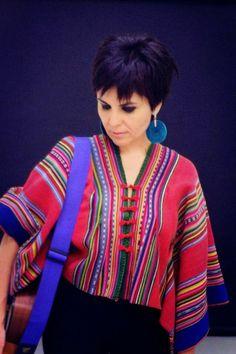 Quinta trends: Fran Montencino: la recopiladora de las técnicas artesanales en el vestuario
