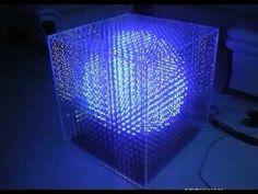 Night Works 3d LED CUBE