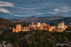 Belleza sin igual... La Alhambra, Granada
