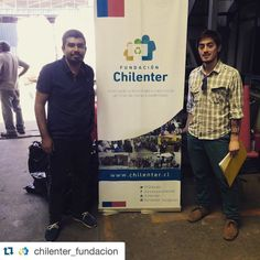 #Repost @chilenter_fundacion with @repostapp.  A...