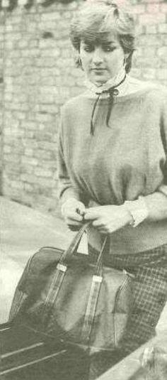 Diana Spencer 14.11.1980