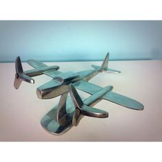 Catawiki online auction house: Paperweight in the shape of a plane - late 20th century