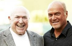 Praying for Pastor Chuck Smith and his battle with cancer. Shown here with Pastor Greg Laurie from Harvest Christian Fellowship in Riverside, CA