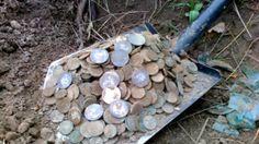 Огород копал, КЛАД нашел… МОШЕННИКИ с царскими монетами