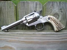 Custom Ruger Bearcat.  Great gun!