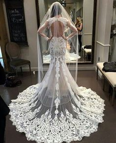 Um sonho de vestido de noiva!