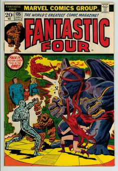 Fantastic Four 135 (VF 8.0)