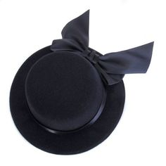 Cheap millinery hat, Buy Quality hat australia directly from China hat diamond Suppliers: Ladies Hat Fascinator Burlesque Millinery w/ Bowknot - Black