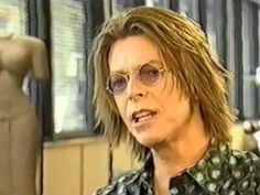 David Bowie talks about the creation and death of his personas and more. Interesting predictions regarding the internet. 2000.