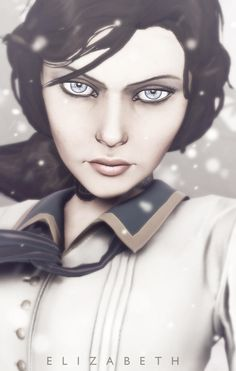 Popular All Time - Your spot for viewing some of the best pieces on DeviantArt. Be inspired by a huge range of artwork from artists around the world. Elizabeth Comstock, Bioshock Game, Bioshock Infinite, Best Fan, Heavens, Erotic Art, All About Time, Creepy, Video Games
