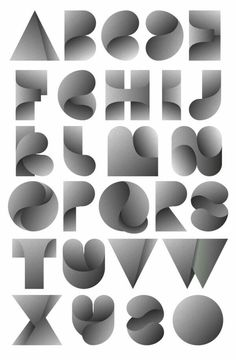 Creative Fearless, Leaves, Behance, Network, and Alphabet image ideas & inspiration on Designspiration Alphabet Design, Alphabet Images, Alphabet Art, Cool Typography, Typography Fonts, Graphic Design Typography, Typography Images, Font Design, Lettering Design
