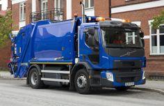 El nuevo Volvo FE CNG, especialmente diseñado para la distribución local / Cadena de Suministro