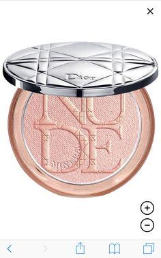 a00494d116afba Dior  Diorskin Nude Air - Glowing Gardens  Illuminating Powder available at