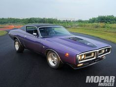 Dodge Charger Super Bee '71