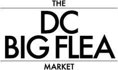 DC Big Flea Market, quarterly 600 booth flea market in Chantilly, VA