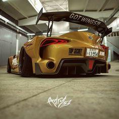 Toyota Supra, Toyota Autos, Bmw Autos, Luxury Sports Cars, Exotic Sports Cars, Best Luxury Cars, Exotic Cars, Japanese Sports Cars, Mc Laren