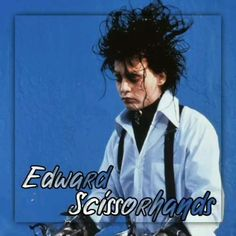 Edward Scissorhands, Movie Posters, Movies, Fictional Characters, Films, Edward Scissorhands Cast, Film Poster, Cinema, Movie