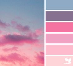 { heavenly hues } image via: @this.coast.life #color #palette #colorpalette #pallet #colour #colourpalette #design #seeds #designseeds #seedscolor