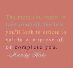 Love yourself   www.facebook.com/info.zin   www.info-zin.nl