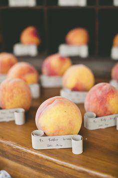 A Vintage, Peach-Themed Wedding at Beltane Ranch in Glen Ellen, California