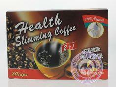 Health slimming coffee